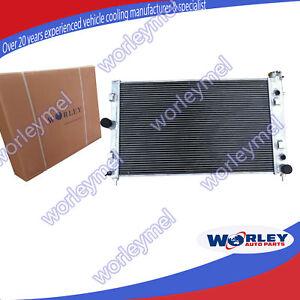 Aluminum Radiator FOR Holden Commodore VZ LS1 LS2 SS V8 04 05 06 AT/MT 52mm