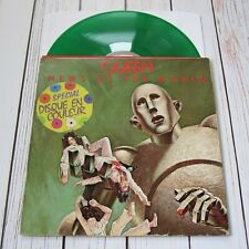 QUEEN : News Of The World French 1978 Green Coloured Vinyl LP Album France