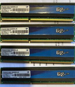 Patriot Memory G2 Series 4 x 8GB DDR3 PGD316G1600ELK (1600mhz) (32 GB) 1.65V