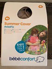 Bébéconfort AxissFix Summer Cover ( Housse d'été) - Eponge gris - Neuve