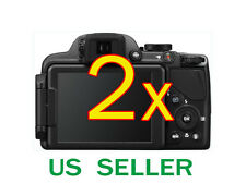 2x Clear LCD Screen Protector Guard Cover Shield Film For Nikon Coolpix L830