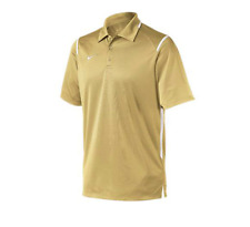 Nike Performance Men's 4XL Game Day Polo Vegas Gold Training Football 658085