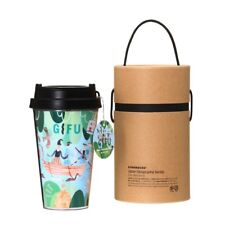 Starbucks JAPAN Geography Series Gifu Stainless Bottle 2018