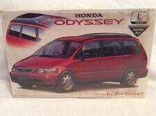 Fujimi Honda Odyssey L Type 4WD w/ Sunshine Roof Plastic Model Van Kit! #452