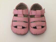 SEE KAI RUN Pink Sandal, SZ 12-18mo