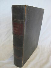 Bishop Jeremy Taylors Life Of Christ 1841 Revised Ed by Rev Robert Philip