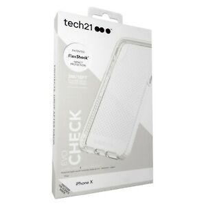 Tech21 iPhone X & iPhone XS Evo Check Impact Protection Case T21-5856