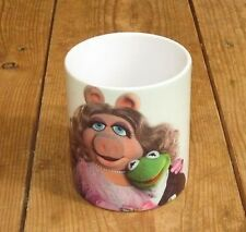 The Muppets Miss Piggy and Kermit Great New MUG