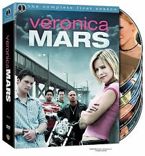 Brand New DVD Veronica Mars: The Complete First Season (2005) Kristen Bell Reg 1