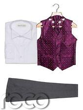 Boys Waistcoat Suit, Page Boy Suit, Boys Formal Suit, Boys Prom Outfit