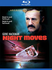 Night Moves [New Blu-ray] Manufactured On Demand, Amaray Case, Digital Theater