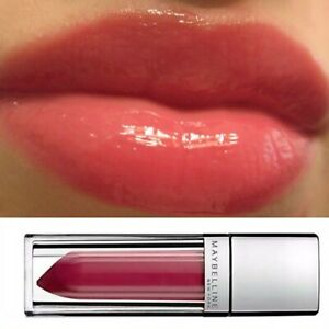 Maybelline Pink Lipstick Lipgloss Colour Elixir Lip Lacquer 710 Rose Redefined