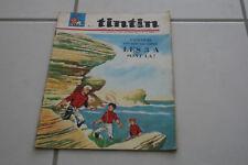 Tintin n°921 de 1966 les 3 A Mittei 24 H du mans