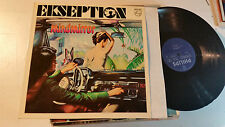 EKSEPTION MINDMIRROR ORIG PHILLIPS 6423082 GERMANY 1975 ramses prog rare NM lp!!