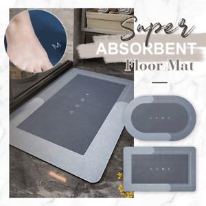 Household Bathroom Non-slip Floor Mat Super Absorbent Floor Mat