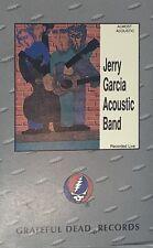 Jerry Garcia Acoustic Band - Almost Acoustic cassette album
