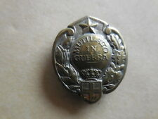distintivo per mutilato in guerra nella 1° guerra mondiale