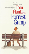 Forrest Gump Gary Sinise Sally Field Tom Hanks VHS
