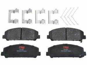 Front TRW Brake Pad Set fits Nissan Armada 2006-2015, 2017-2019 21ZNXB