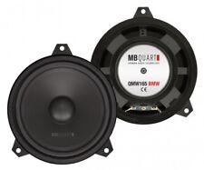 MB Quart qmw-165 BMW SUBWOOFER WOOFER 16,5 cm Bass Altoparlanti 165 mm KICK BASS