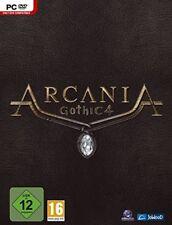 Arcania - Gothic IV 4 (Special Edition) (PC, 2010) Deutsche Sammleredition