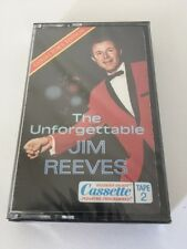 The Unforgettable Jim Reeves Tape 2,  Cassette Sealed