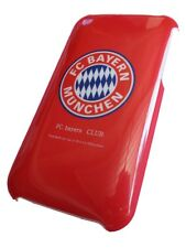 BAYERN MÜNCHEN Housse Coque Cover Dur Case Rigide Apple iPhone 3 Football
