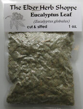 Eucalyptus Leaf Cut & Sifted 1 oz - The Elder Herb Shoppe