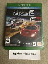 Project Cars 2: Day One Edition (Microsoft Xbox One, 2017) *BRAND NEW*