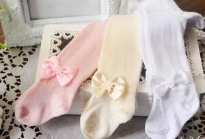 Baby Strumpfhose 50 56 62 68 74 80 86 Weiß Rosa Strumpfhosen Taufe