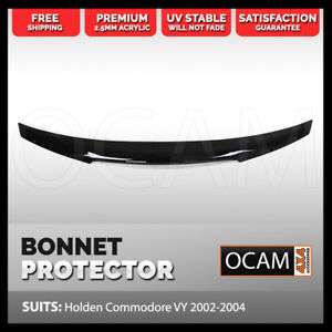Bonnet Protector For Holden VY Commodore 2002-04 Tinted Guard