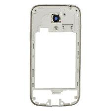 CORNICE CENTRALE per Samsung S4 Mini i9190 BIANCO NERO middle plate FRAME TASTI