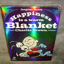 Happiness Is a Warm Blanket, Charlie Brown (DVD, 2011) Brand New•Sealed•USA•Rare