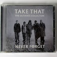 Take That - Never Forget (CD, 2005 Sony BMG) 19 Tracks