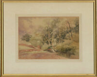 Thomas Lindsey (1793-1861) - 1848 Watercolour, Dulas Brook at Cusop