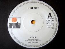 "KIKI DEE - STAR  7"" VINYL"