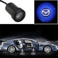 PAIRX coche auto proyector de bienvenida Sombra Proyector LED Bombillas Luces de puerta con el logotipo de BMW