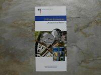 VfS Flyer für 10 Euro 2002 Museumsinsel Berlin