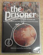 The Prisoner (Original Soundtrack) 3xCD set Network