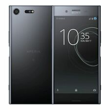Factory Unlocked Sony Black Mobile Phones