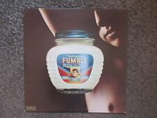 """FUMBLE (UK RETRO STYLE ROCK) """"POETRY IN LOTION"""" 1974 RCA EX/EX OOP LP SHEL TALMY"""