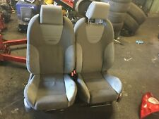 FORD FOCUS ST 2006 RECARO FRONT AND REAR SEATS GREY