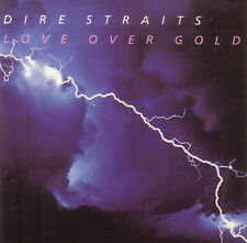 CD -- DIRE STRAITS/LOVE OVER ORO 1982/(Red Swirl) West Germany
