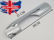 ROYAL ENFIELD SILENCER COVER HEAT SHIELD CHROME PLATED COVER