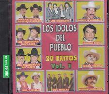 Los Humildes,Lorenzo de Monteclaro,Cornelio Reyna,Pedro Yerena,Luis y Julian CD