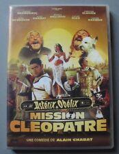 DVD ASTERIX & OBELIX MISSION CLEOPATRE - DEPARDIEU / CLAVIER / BELLUCCI