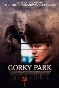 Gorky Park 1983 William Hurt, Lee Marvin Crime, Drama - TESTED DVD  - Disc Only.