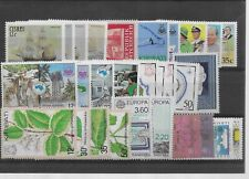 Worldwide Selection on 10 Stockcards Mostly Mnh Sets, Booklets, Blocks, Strips