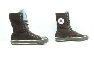 Converse All-Star Brun Bottine D'Occassion Royaume-Uni 6 Hommes 6 (Cod.SS2447)