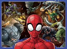 NEW! Ravensburger Marvel Fearless Spiderman 100 piece jigsaw puzzle 10728